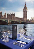Dinner and Dance, London Cuises on the River Thames at Night