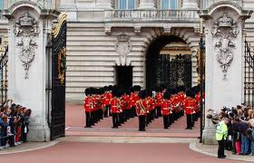 Changing of The Guards London