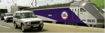 Eurotunnel Les Shuttle