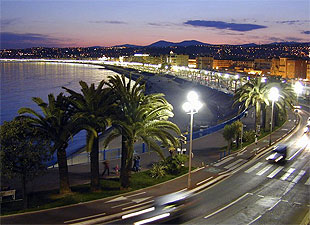 Night tours of the French Riviera